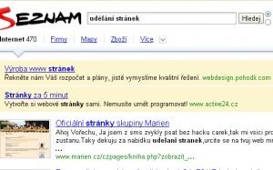 PPC reklama na Seznam.cz